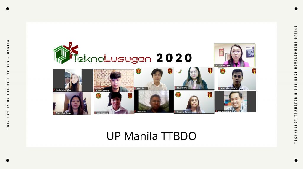 TeknoLusugan 2020: Teknolohiyang Atin bilang Lunsaran ng Mabisang Pambansang Serbisyong Kalusugan